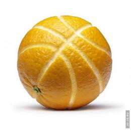 Апельсин - баскетбольный мяч-1 (260x257, 14Kb)