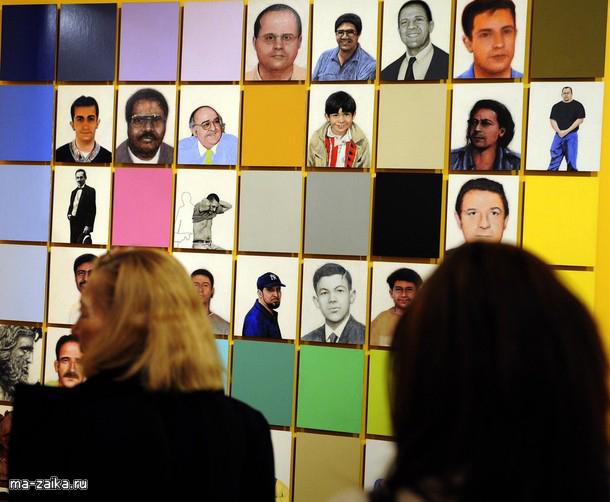 В Латинском музее Нью-Йорка