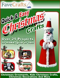 A Quick and Easy Christmas Crafts eBook