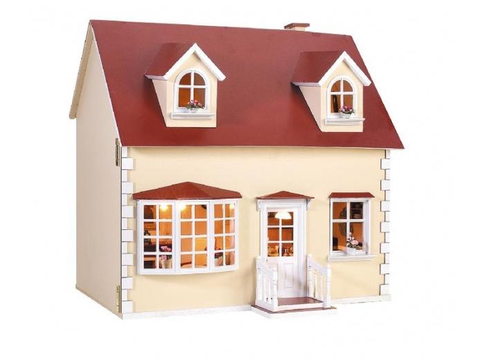 дом для кукол.