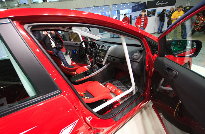 "Mazda CX-7 ""Русская борзая"""