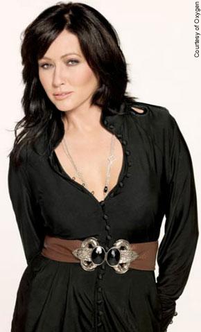 Shannen Doherty Playboy 2009