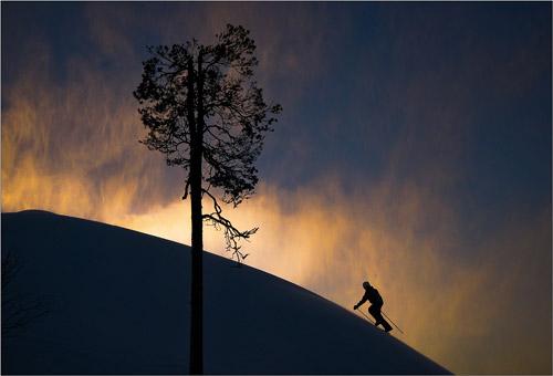 Химос, горные лыжи