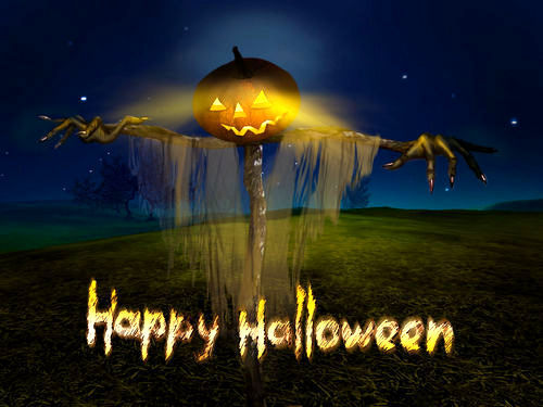 Хэллоуин — канун Дня всех святых (Самайн)