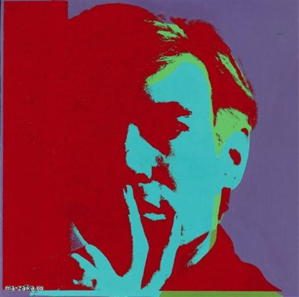 на дисплее во время превью импрессионистов и современного искусства Sotheby's в Нью-Йорке 30 октября 2009 года.