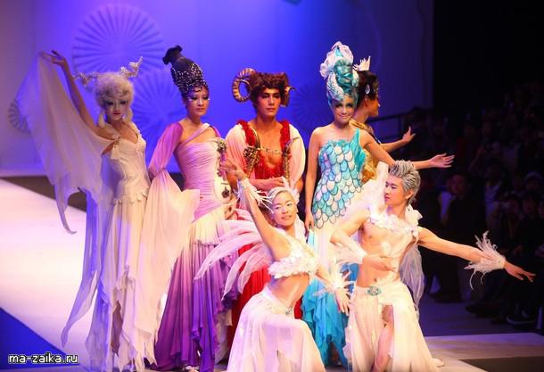 Неделя моды в Китае 2009