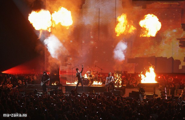 Tokio Hotel на EMA 2009