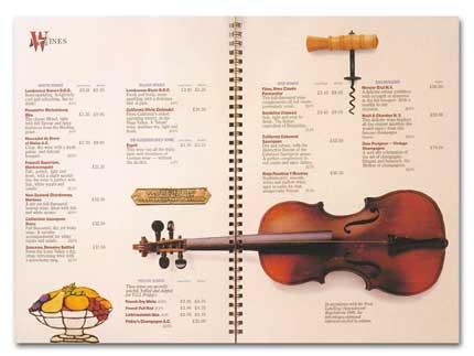 Карта Вин Ресторана Образец - фото 7