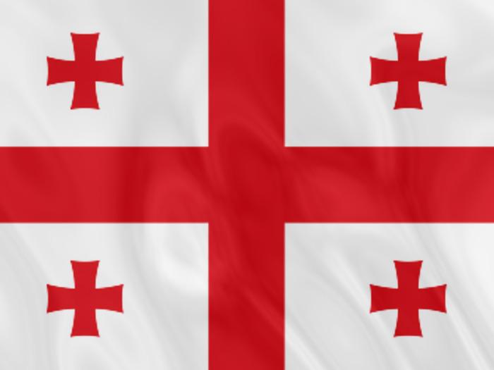 грузинский герб