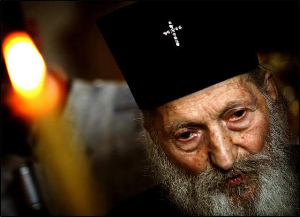 Патриарх Павел. Оставайтесь людьми, несмотря ни на что.