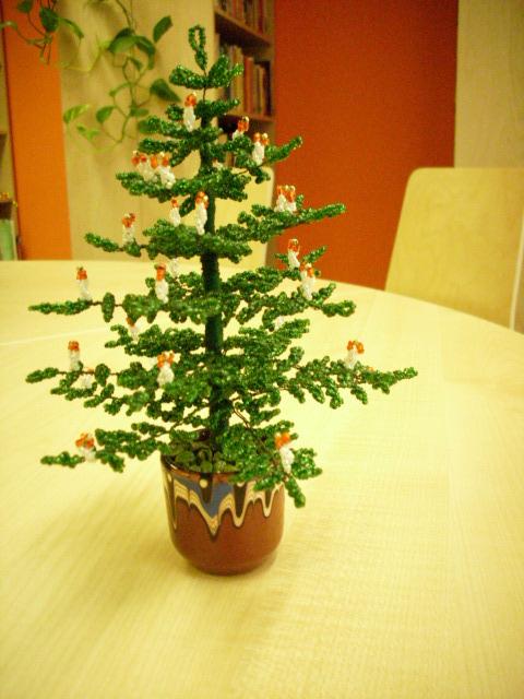 Деревья из бисера 68763