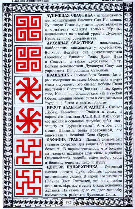 Славянская свастика