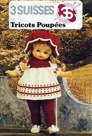 3 Suisses Tricots-Poupées