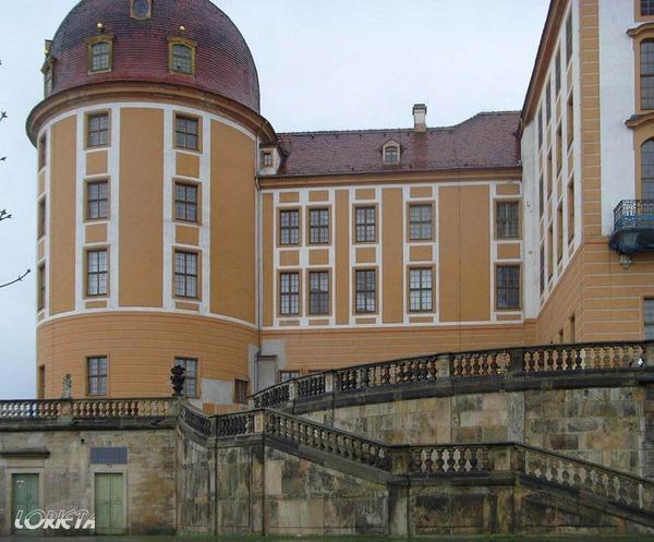 Замок Морицбург (Schloss Moritzburg)-часть 1 25663