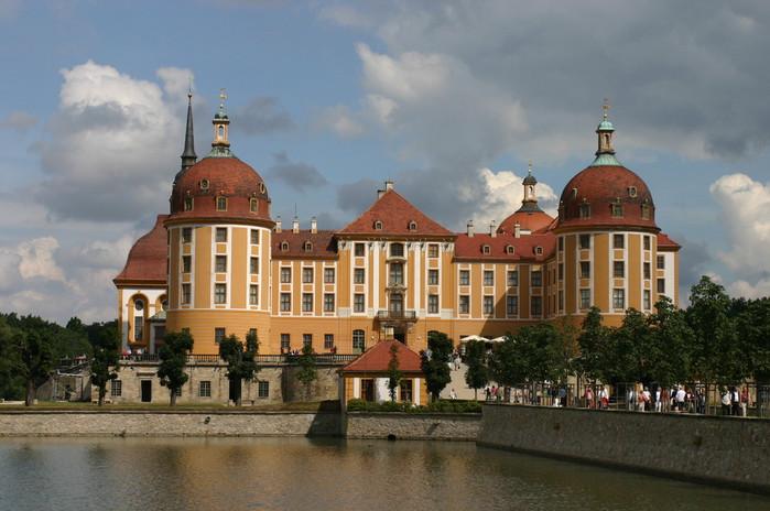 Замок Морицбург (Schloss Moritzburg)-часть 1 37885