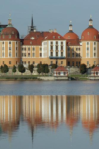 Замок Морицбург (Schloss Moritzburg)-часть 1 61397