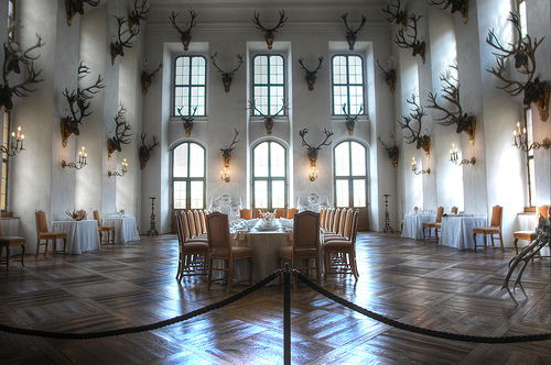 Замок Морицбург (Schloss Moritzburg)-часть 1 44621