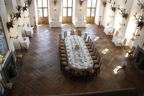 Замок Морицбург (Schloss Moritzburg)-часть 1 68959