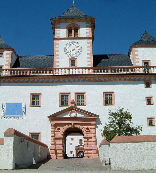 Schloss Augustusburg-ЗАМОК Аугустусбург 68777