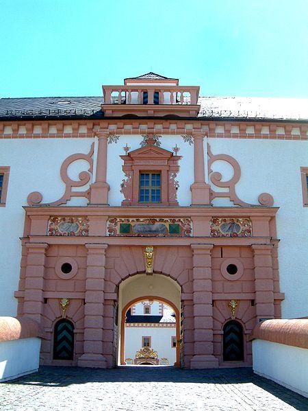 Schloss Augustusburg-ЗАМОК Аугустусбург 40213