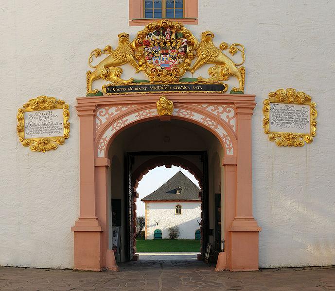 Schloss Augustusburg-ЗАМОК Аугустусбург 78375