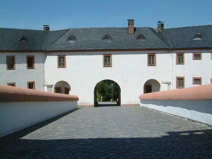Schloss Augustusburg-ЗАМОК Аугустусбург 74078
