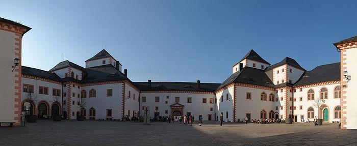 Schloss Augustusburg-ЗАМОК Аугустусбург 48334