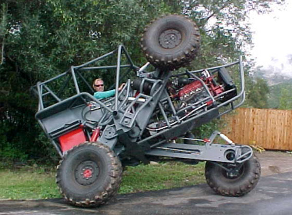 ����� �������� Chainlink extreme 4x4