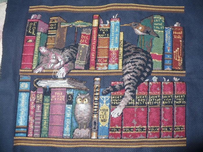 кот в книгах - Самое