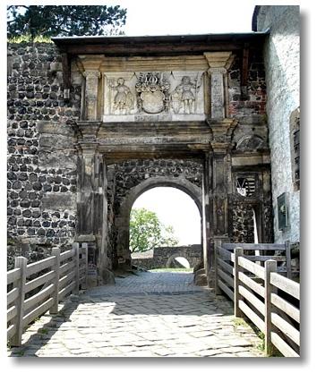 Burg Stolpen-вид снаружи 10652