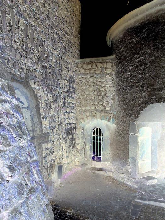 Burg Stolpen-вид снаружи 25546