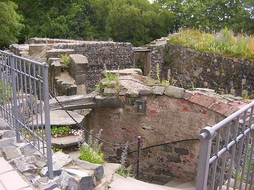 Burg Stolpen-вид снаружи 59679