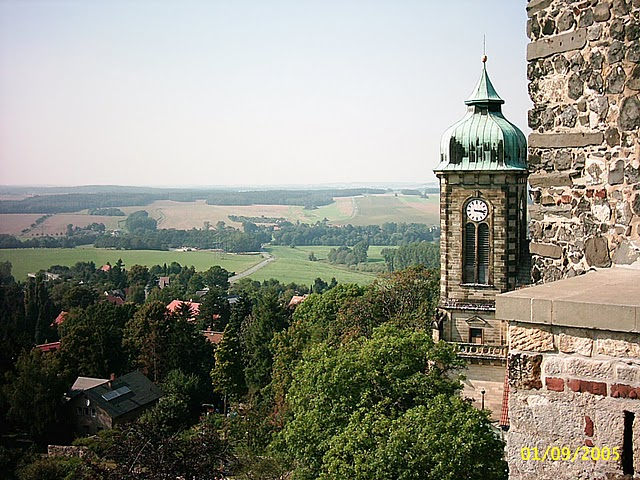 Burg Stolpen-вид снаружи 24256
