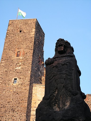 Burg Stolpen-вид снаружи 55864