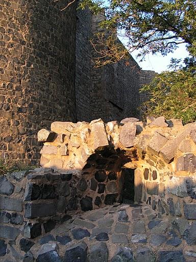 Burg Stolpen-вид снаружи 78323