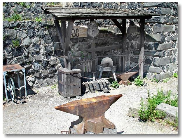 Burg Stolpen-вид снаружи 52699