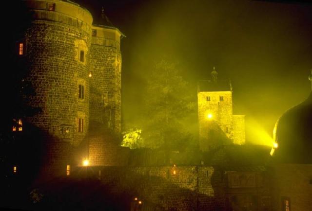 Burg Stolpen-вид снаружи 19165