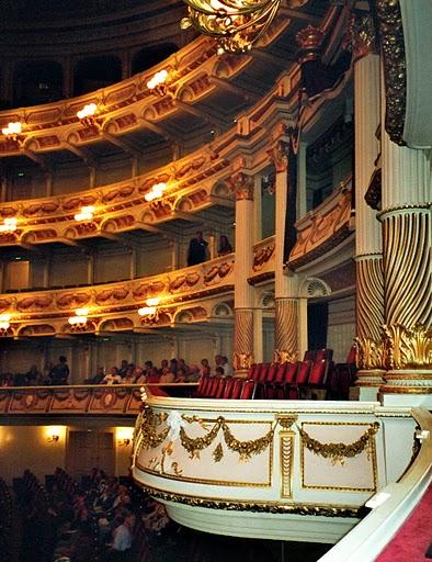 Опера Земпера, Дрезден 34523