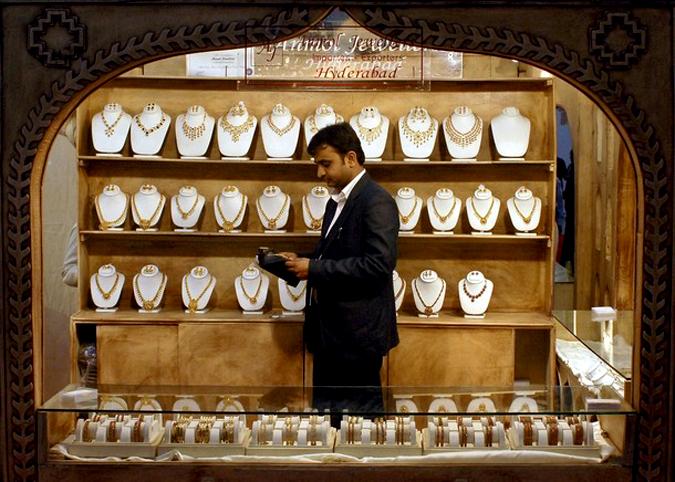 Международная выставка ювелирных изделий в Ченнаи, Индия, 23-25 января 2010.