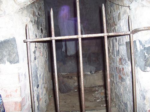 Burg Stolpen-вид внутри 45035