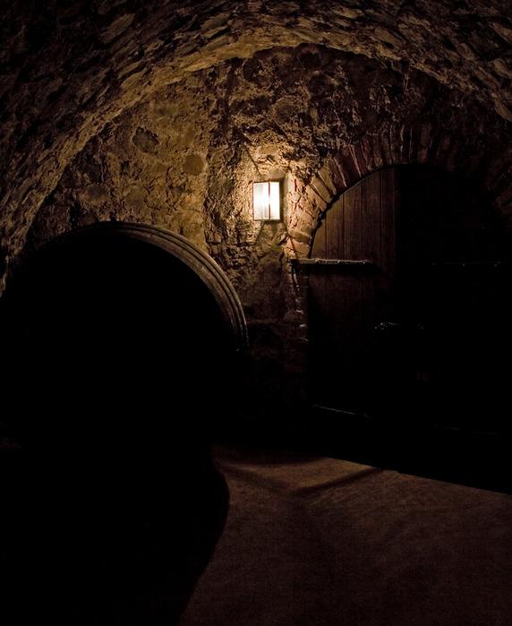 Burg Stolpen-вид внутри 34776