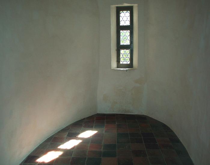 Burg Stolpen-вид внутри 63507