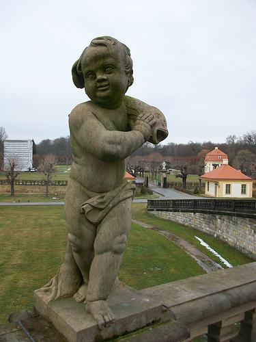 Замок Морицбург (Schloss Moritzburg)-часть 3 24420