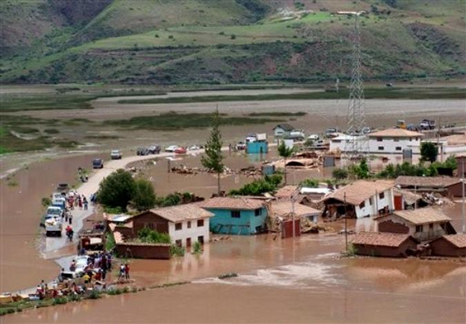 Чрезвычайное положение в перуанских Андах