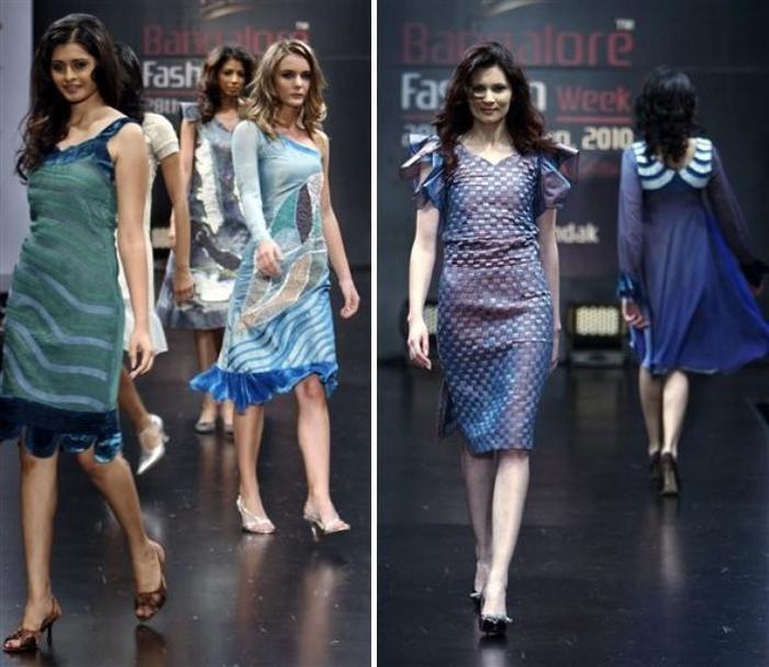 Неделя моды в Бангалор, Индия, 28-29 января 2010 года.