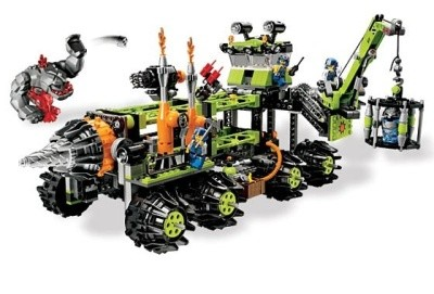 конструктор lego power miners