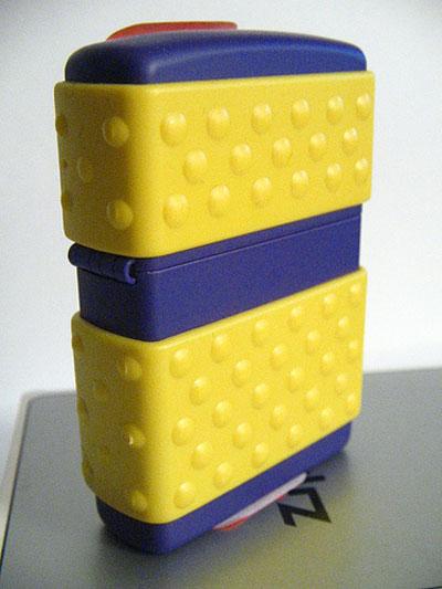 Зажигалка ZIPPO. Lego style.