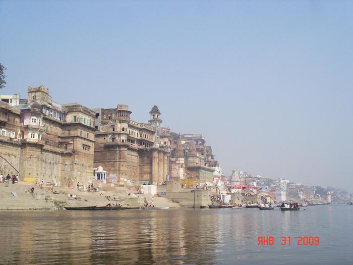 Индия Варанаси