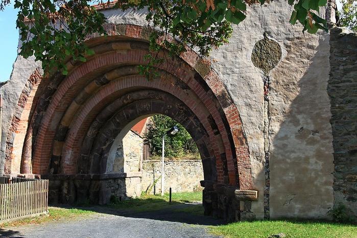 Монастырский парк Альтцелла (нем. Klosterpark Altzella) 69021