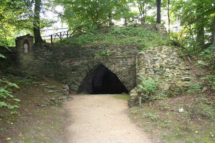 Монастырский парк Альтцелла (нем. Klosterpark Altzella) 94285